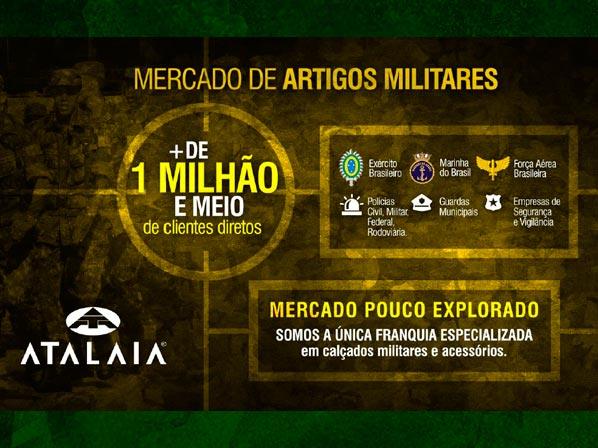 8cfe575b03a33 Coturno Militar - Atalaia